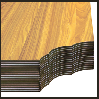 how to cut compact laminate